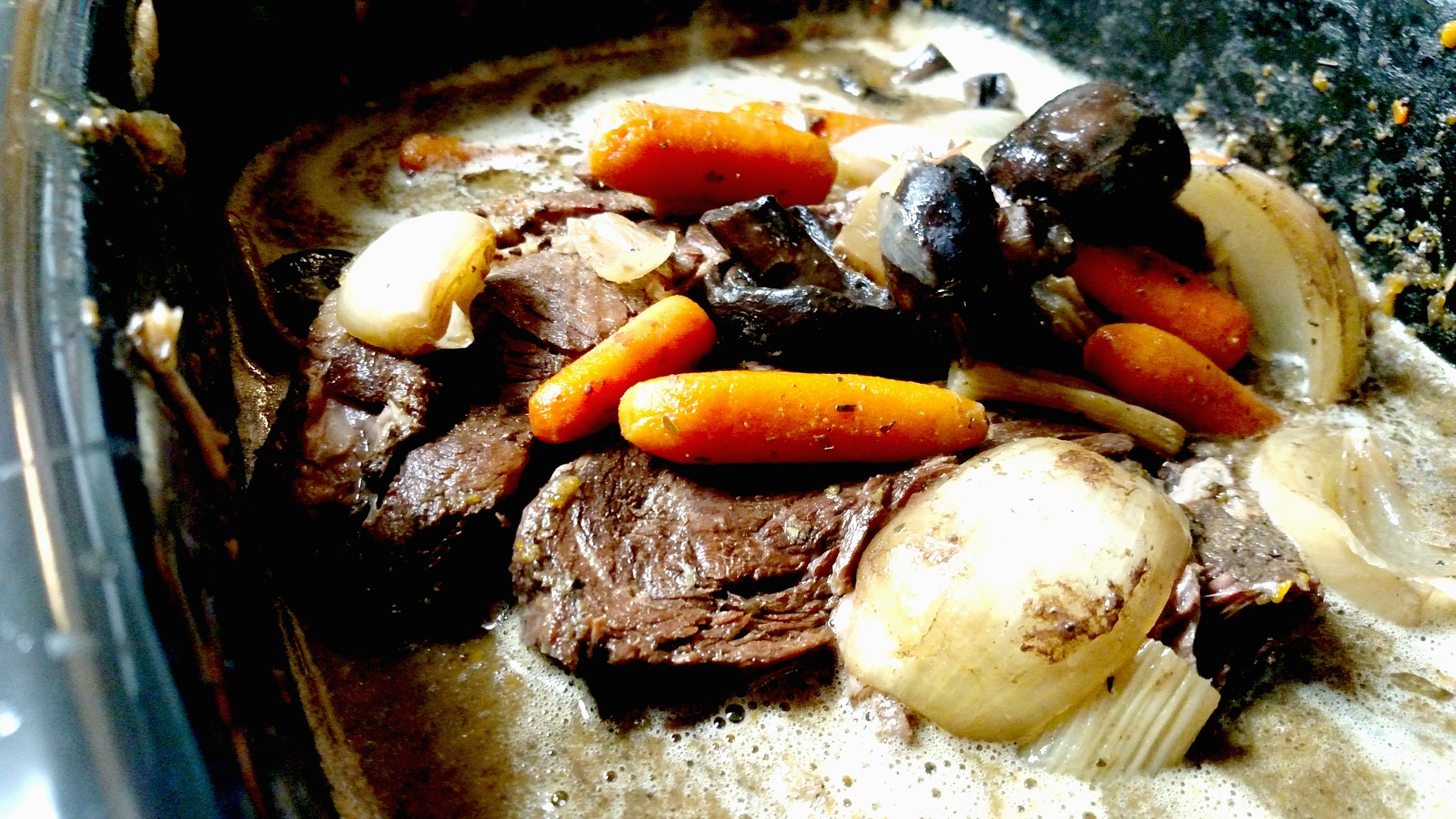 How to Make a Deliciously Easy Low Carb Crock Pot Roast