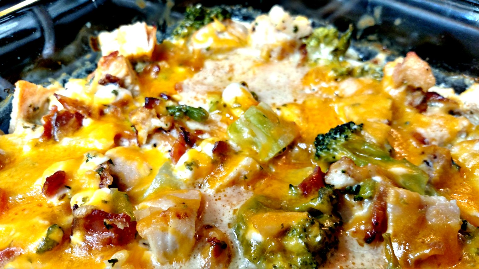 Low carb bacon ranch chicken casserole gf low carb bacon ranch chicken casserole forumfinder Images