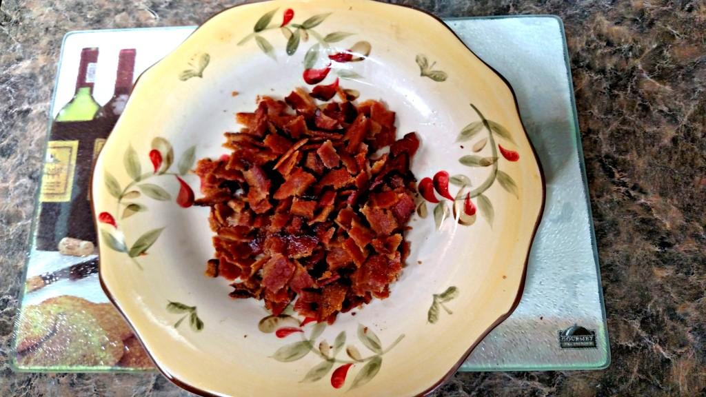 chicken bacon cheese casserole