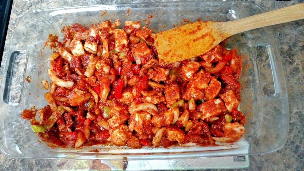 low carb mexican chicken casserole