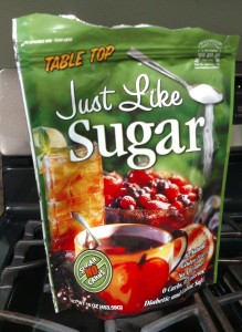 natural sugar substitute baking