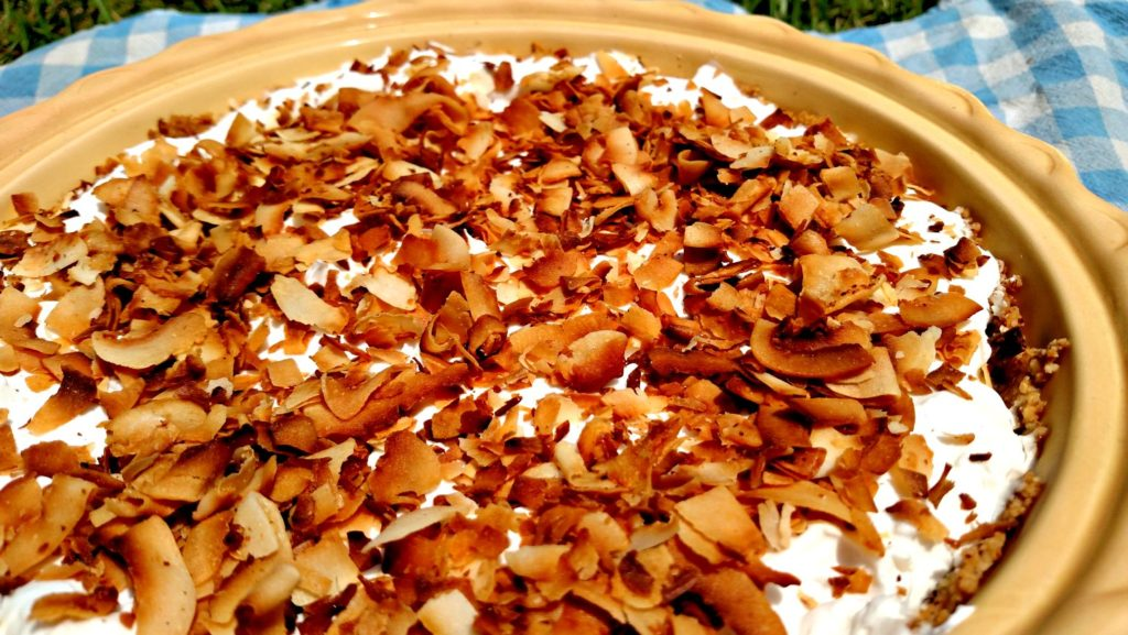 coconut cream pie coconut milk