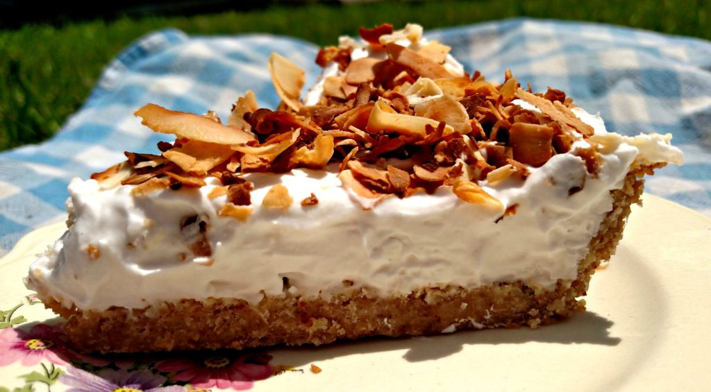 coconut cream pie recipe coconut milk